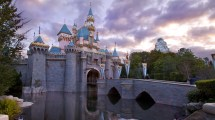 Disney Sleeping Beauty Castle Disneyland