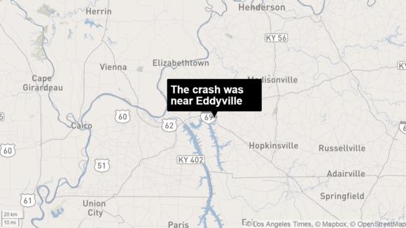 Girl, 7, survives fatal plane crash in Kentucky