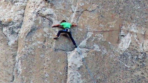 Distance Grows Climbers Scaling El Capitan In Yosemite - La Times