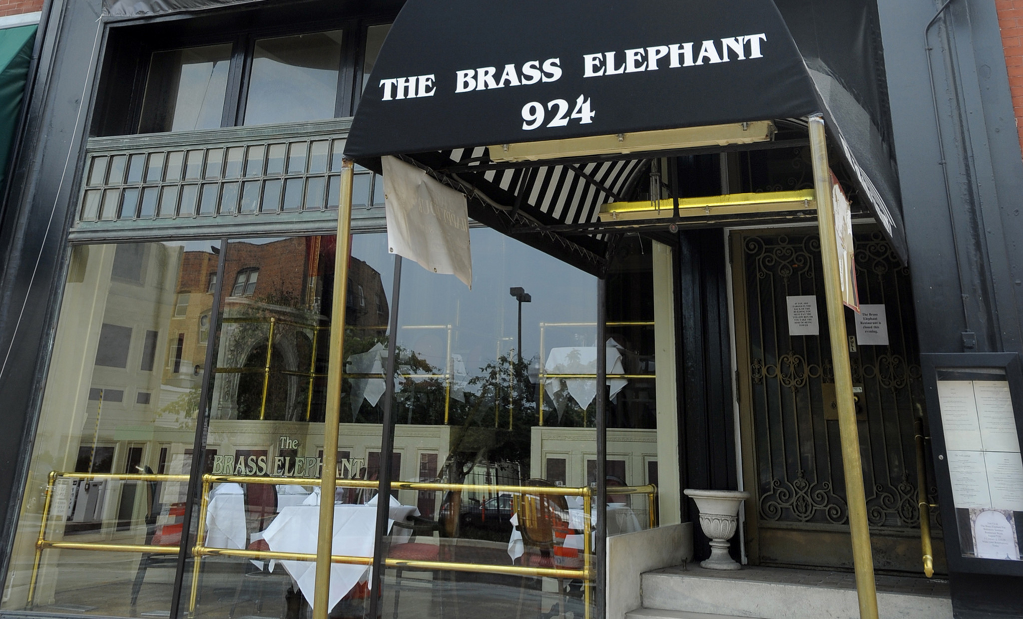 Former Brass Elephant property has been sold  Baltimore Sun