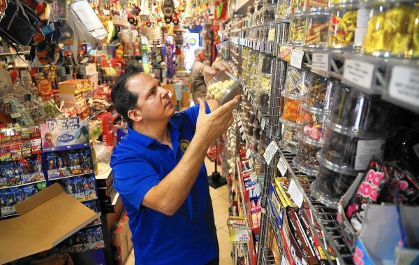 Wilton Manors' Moon Haven Candy Lovers