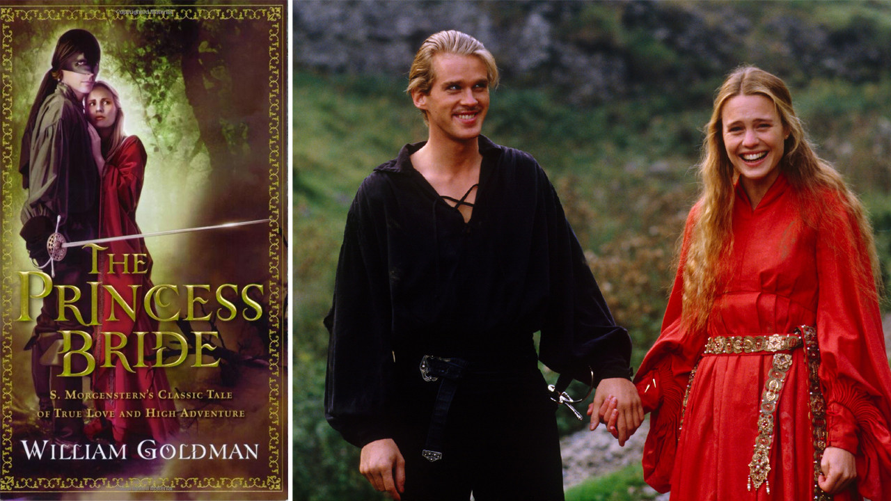 Book Review The Princess Bride Was A Book A Glance At William Goldmans Classic RedEye Chicago
