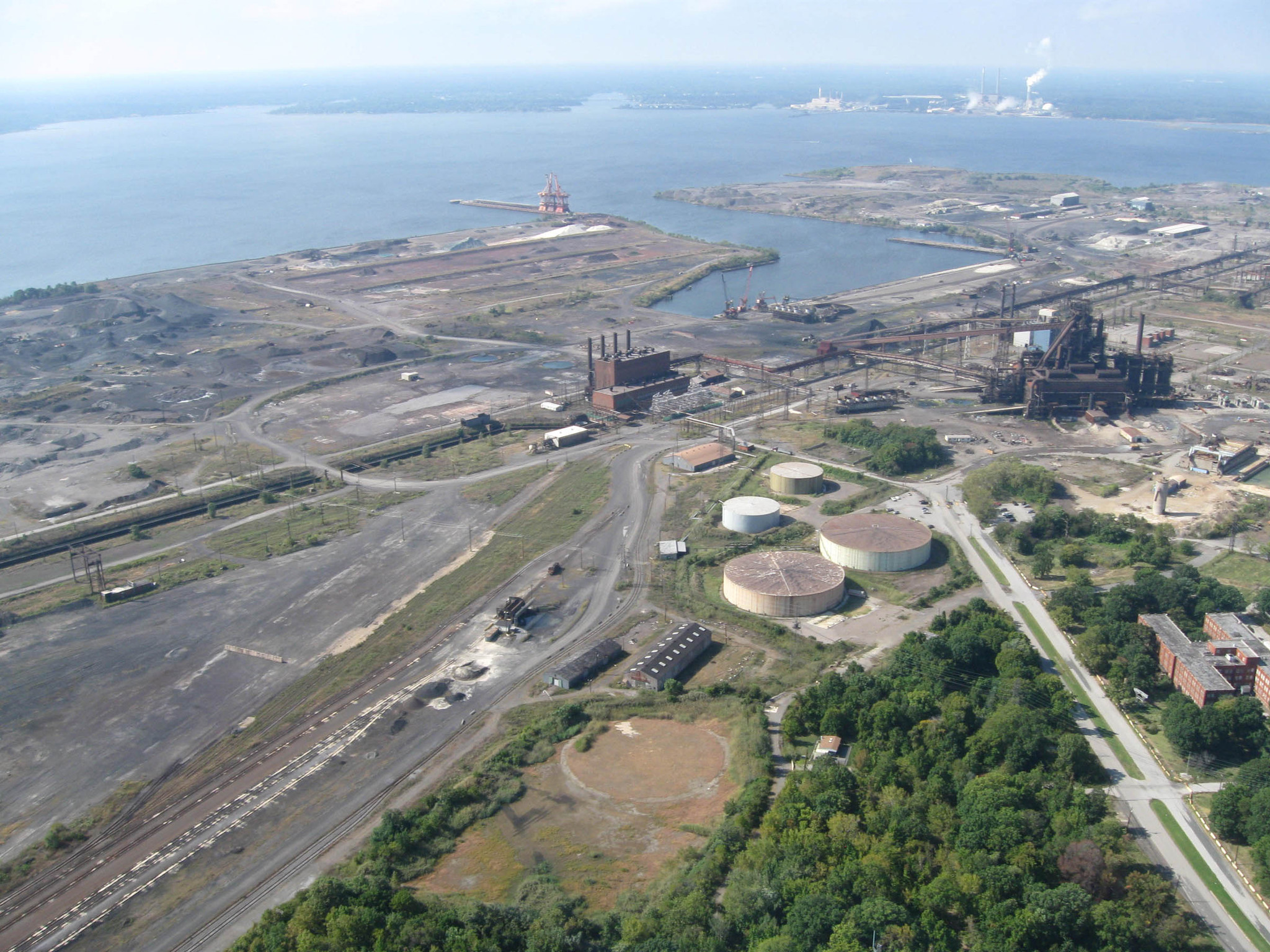 Sparrow Point owners hope to have significant leases in 5