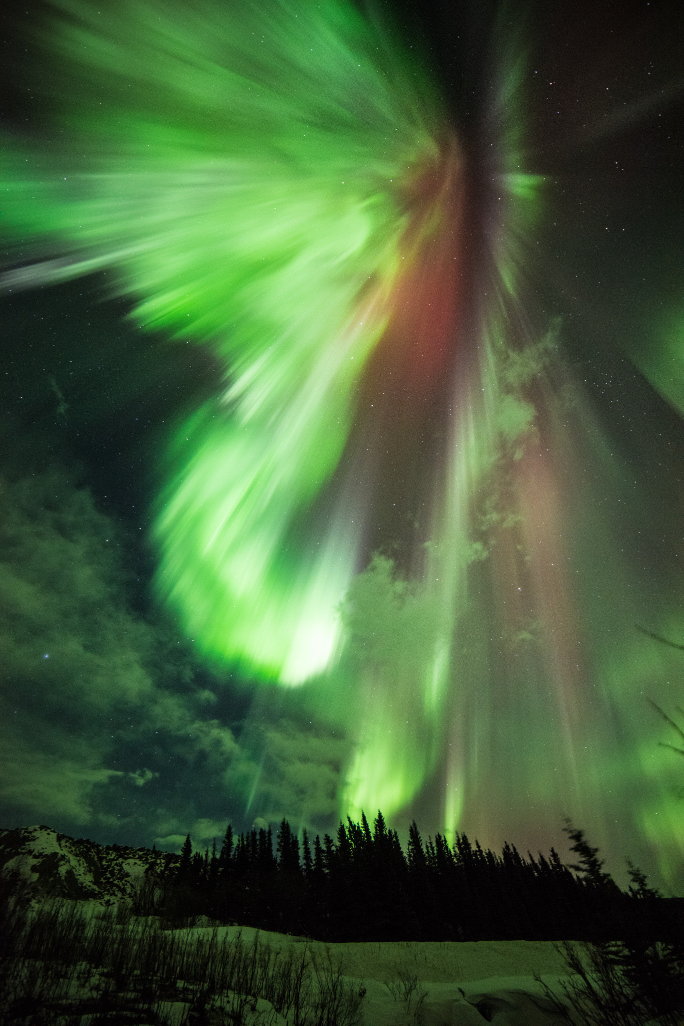 How Find Northern Lights