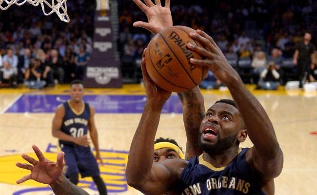 Lakers Vs New Orleans Pelicans La Times