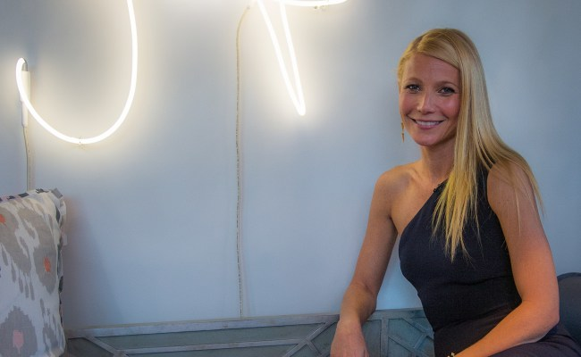 A Hungry Gwyneth Paltrow Fails The Food Stamp Challenge
