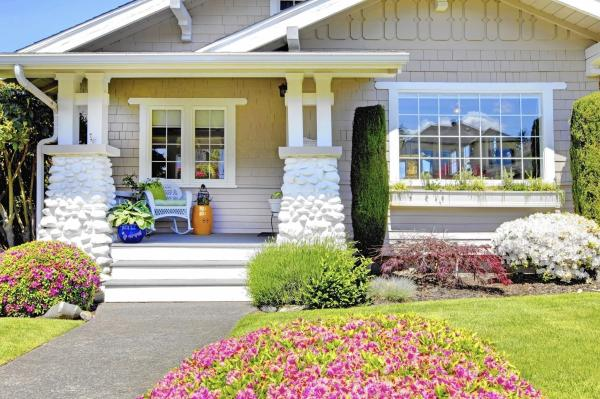 curb appeal reconsider landscaping