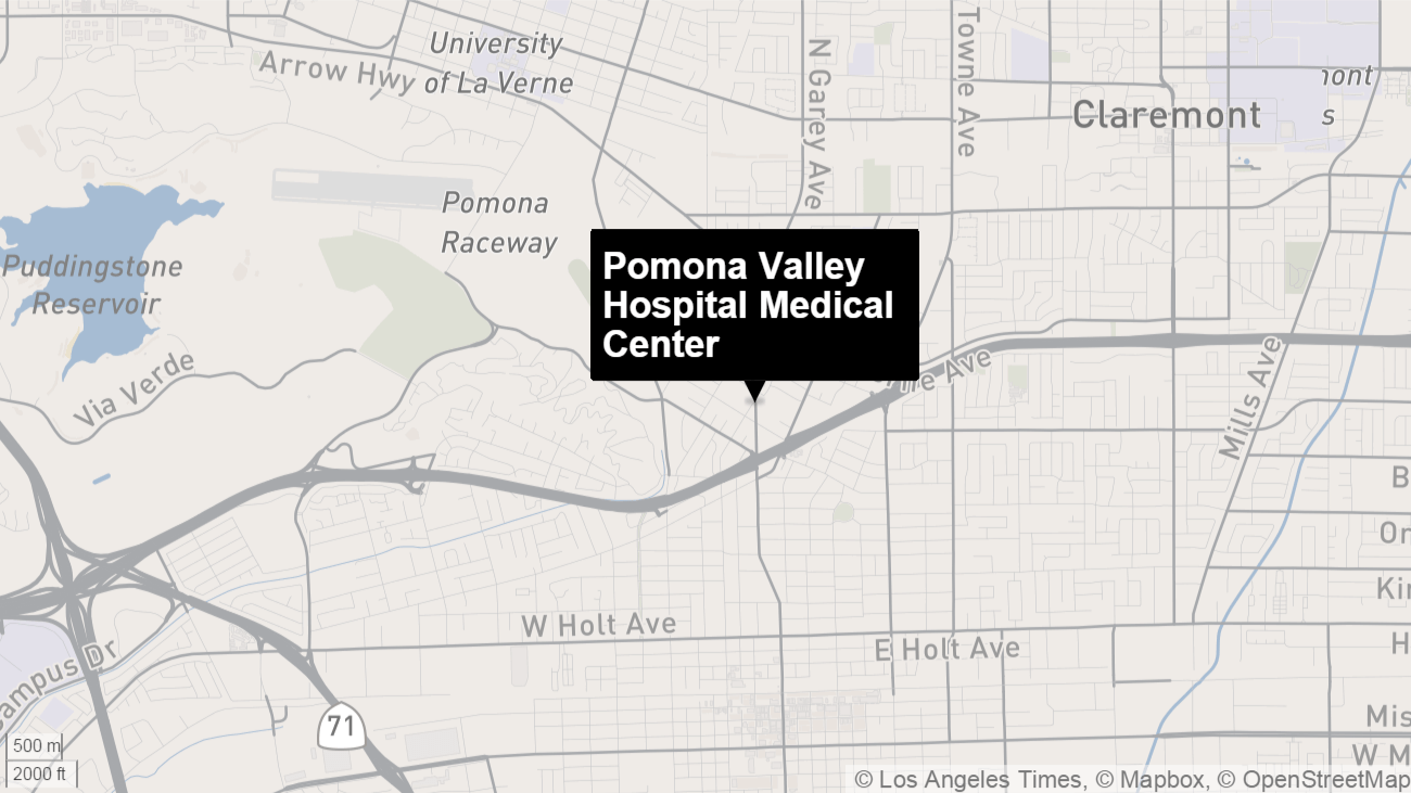 Pomona Valley hospital chosen as L.A. County's newest