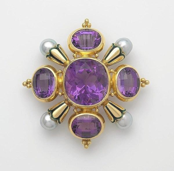 Elizabeth Gage Jewelry