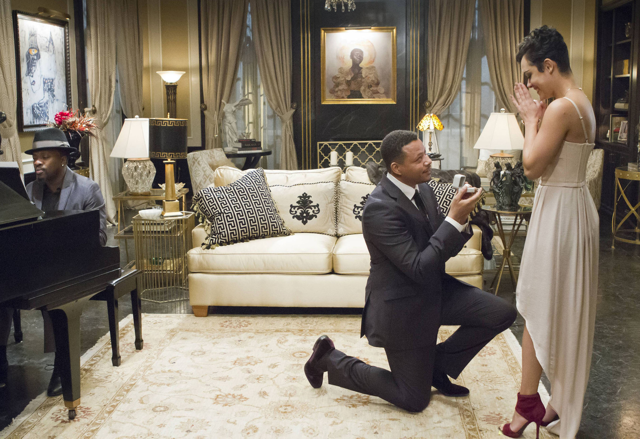 TV Shows That Catch Interior Designers Eyes LA Times