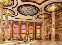 Shanghai Disneyland Hotels Combine Chinese Culture And