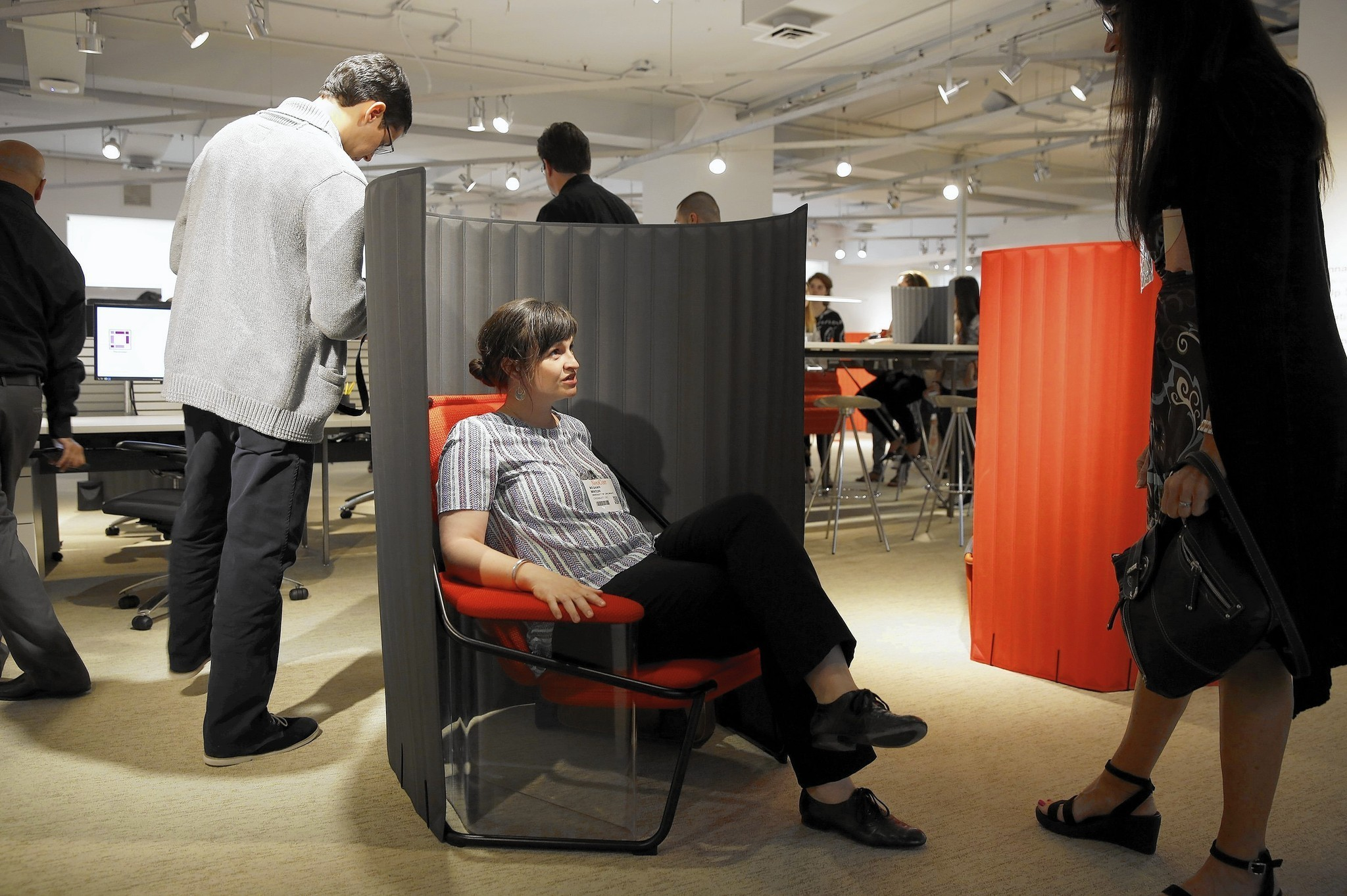 Office of the future Its all about you  Chicago Tribune