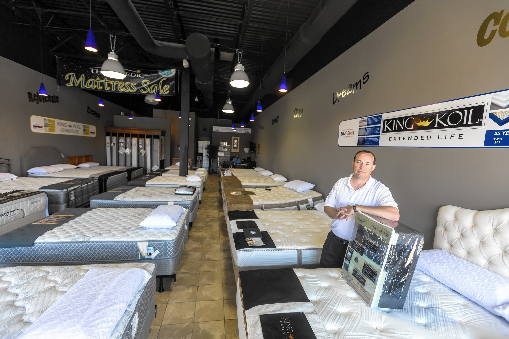Mattress store explosion leaves no time to sleep on the job  PostTribune