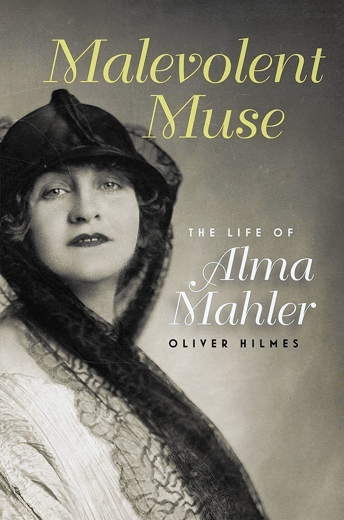 Review of Oliver Hilmes biography Malevolent Muse The Life of Alma Mahler  Chicago Tribune
