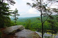 A strenuous, but rewarding, hike at Old Furnace State Park ...