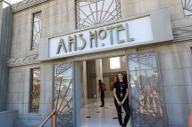 American Horror Story Hotel Built