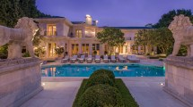 Mansion Beverly Hills House
