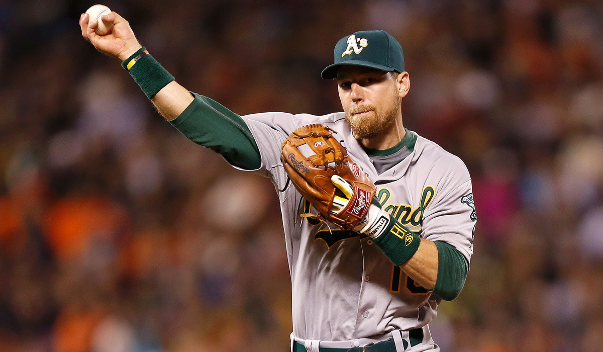 Ben Zobrist Is Traded To Royals From Athletics LA Times