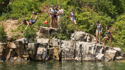 Beaver Dam Swimming Club Baltimore Sun