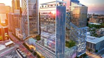 250-room Hotel Built In Downtown L. - La Times