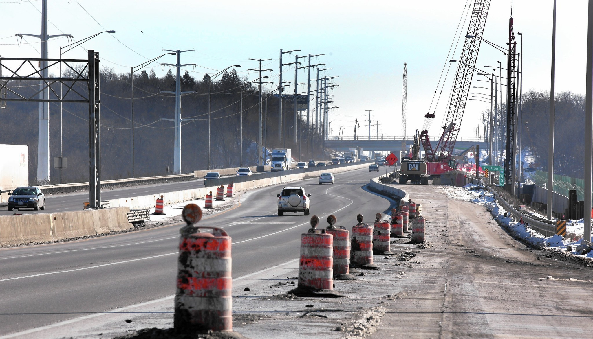 Extra work on Addams project will cost another 195M