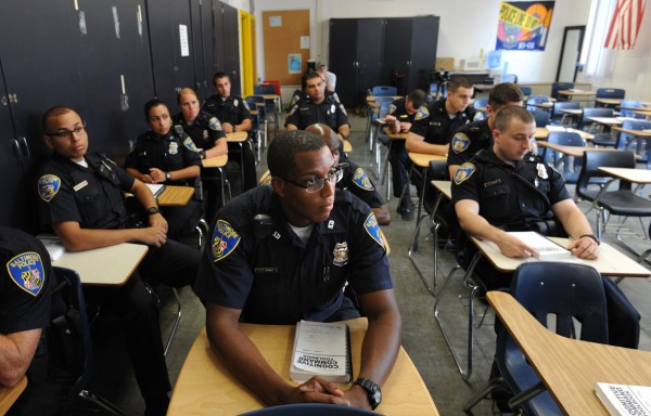 Training Police Officers Cognitive Command