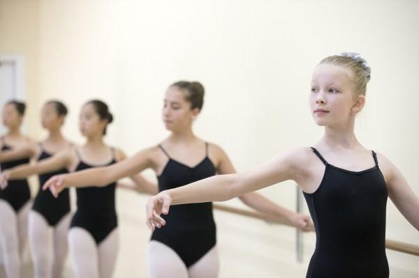 Russian Ballet Academy Of Maryland Opens Studio In Columbia - Flier