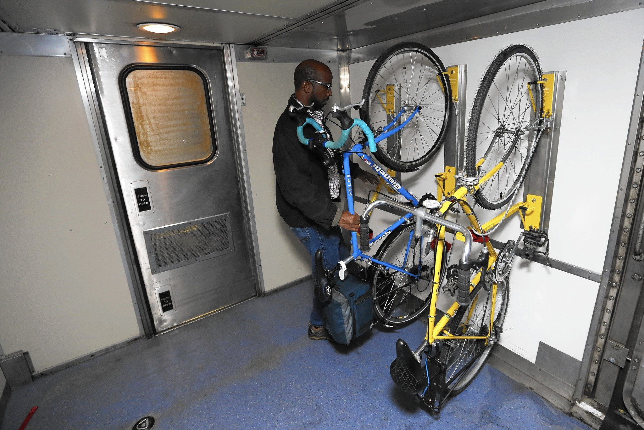 Amtrak Expands Rails To Trails Service For Cyclists