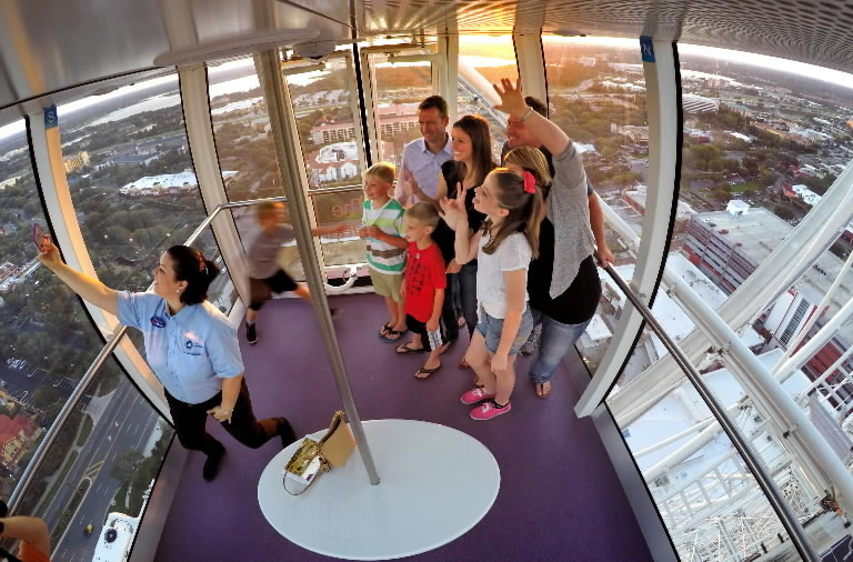 Orlando Eye offers discount tickets to Florida residents
