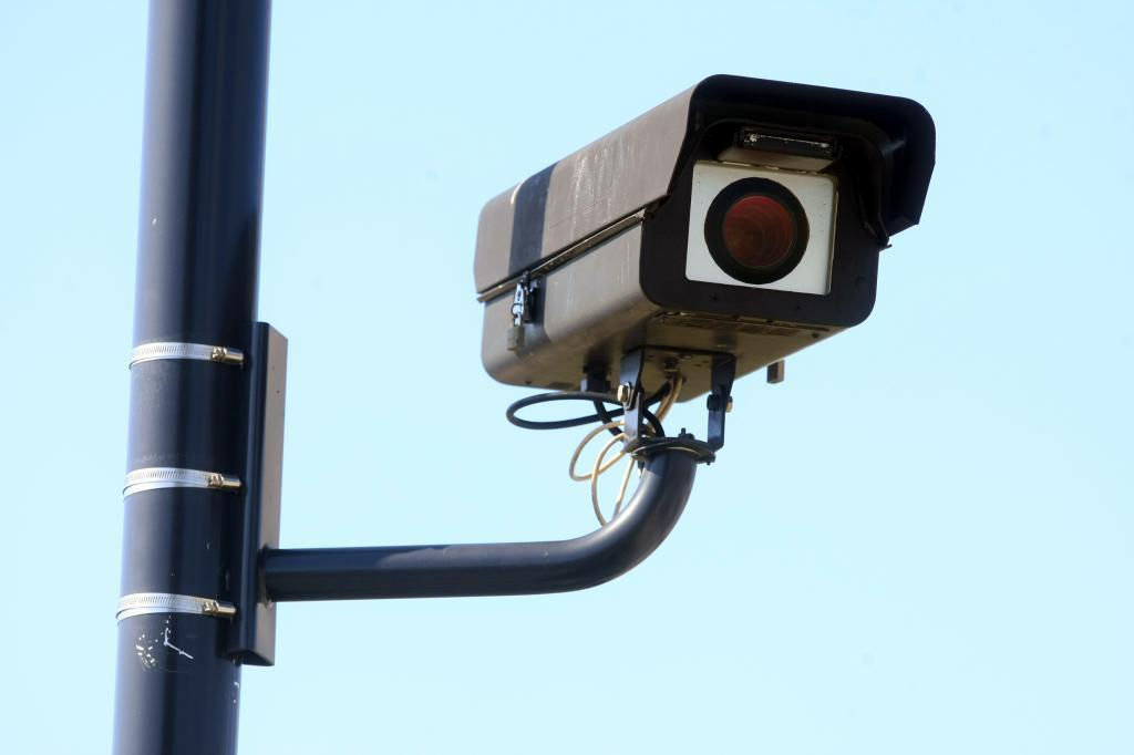 New tally in More than 1300 redlight camera tickets to
