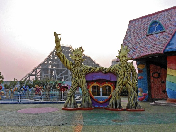 Theme Park Building Boom Hits Skids In Smaller Chinese