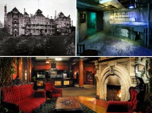 Haunted Hotels Turn Horror Hard Cash - Chicago Tribune