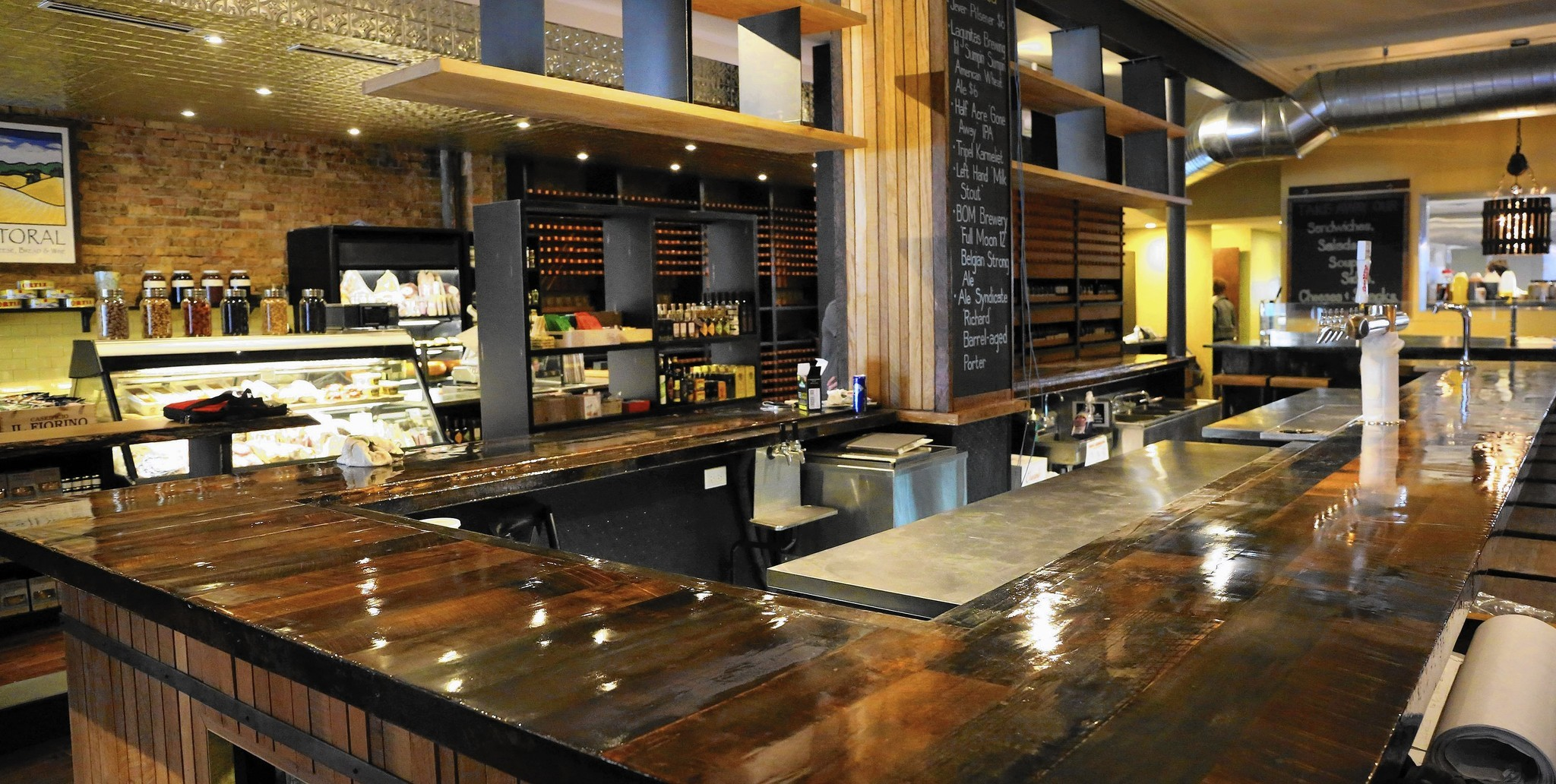 Pastorals Appellation opens today in Andersonville