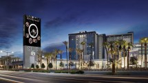 Las Vegas Hotel Part Of Existing Sls