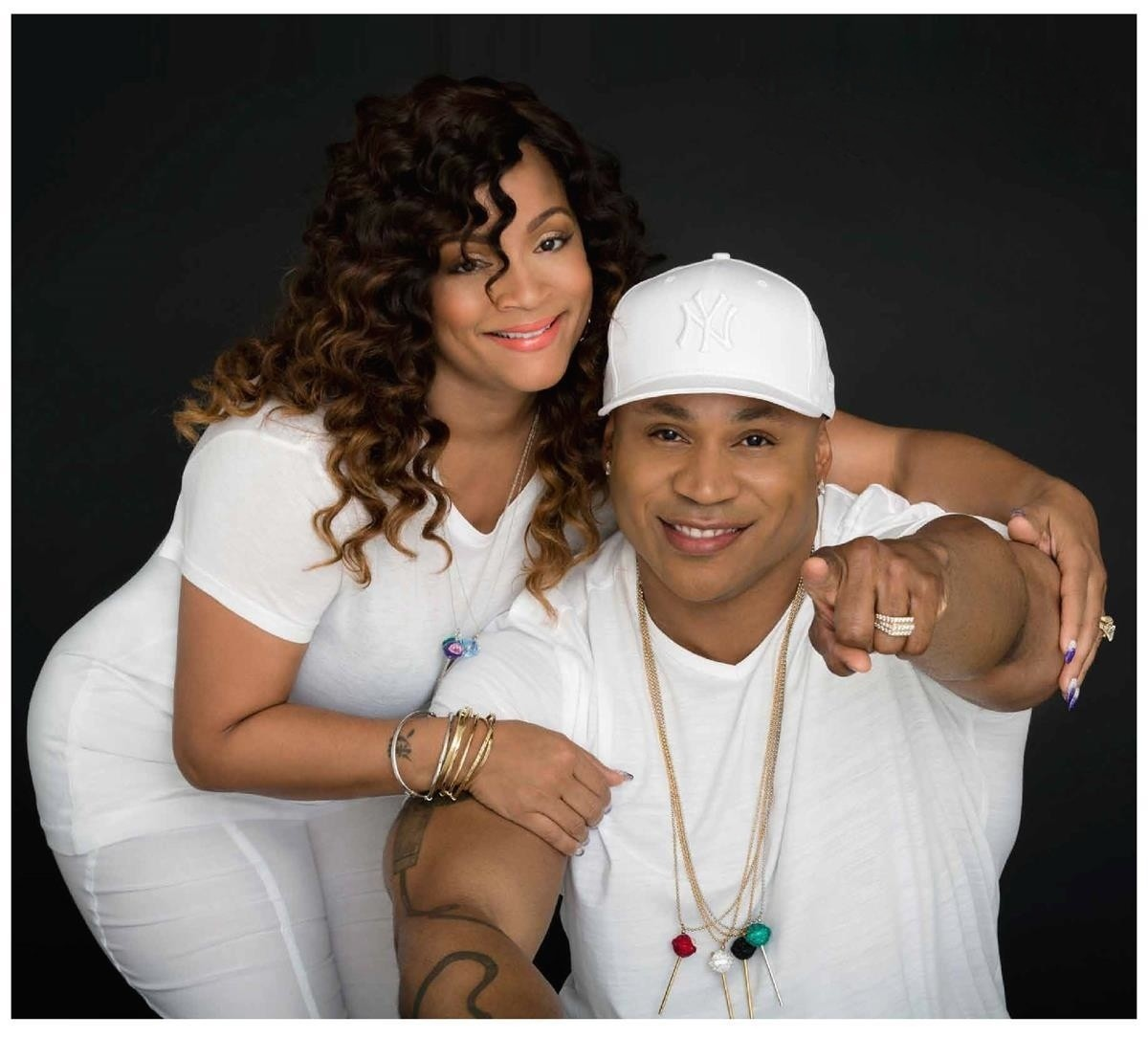 Meet LL Cool J And His Jewelry Designer Wife Simone Smith