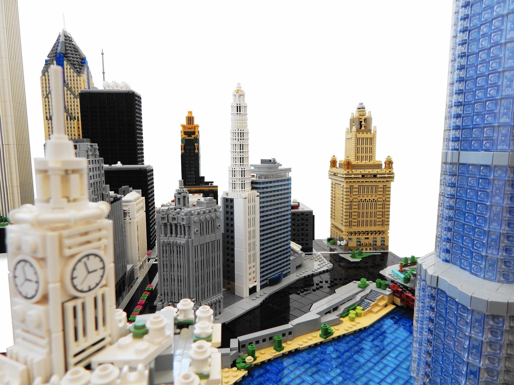 IIT Student Wants To Bring Lego Sized Chicago Buildings To