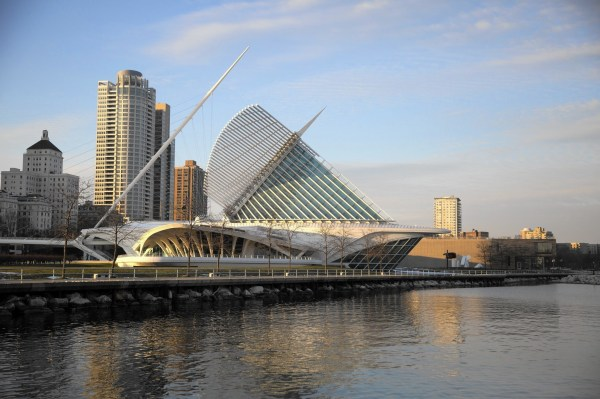 Milwaukee Art Museum Reopens With Galleries