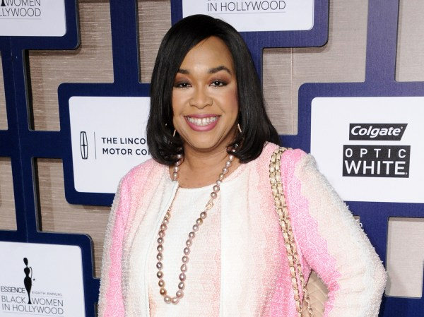 Shonda Rhimes' 'year Of ' Puts Positive Spin