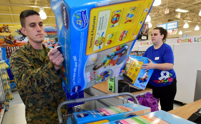 Toys For Tots Short On Donations For Kids In Need Issues