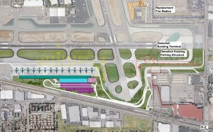 Burbank, Airport Authority set terms for new terminal at Bob Hope  Burbank Leader