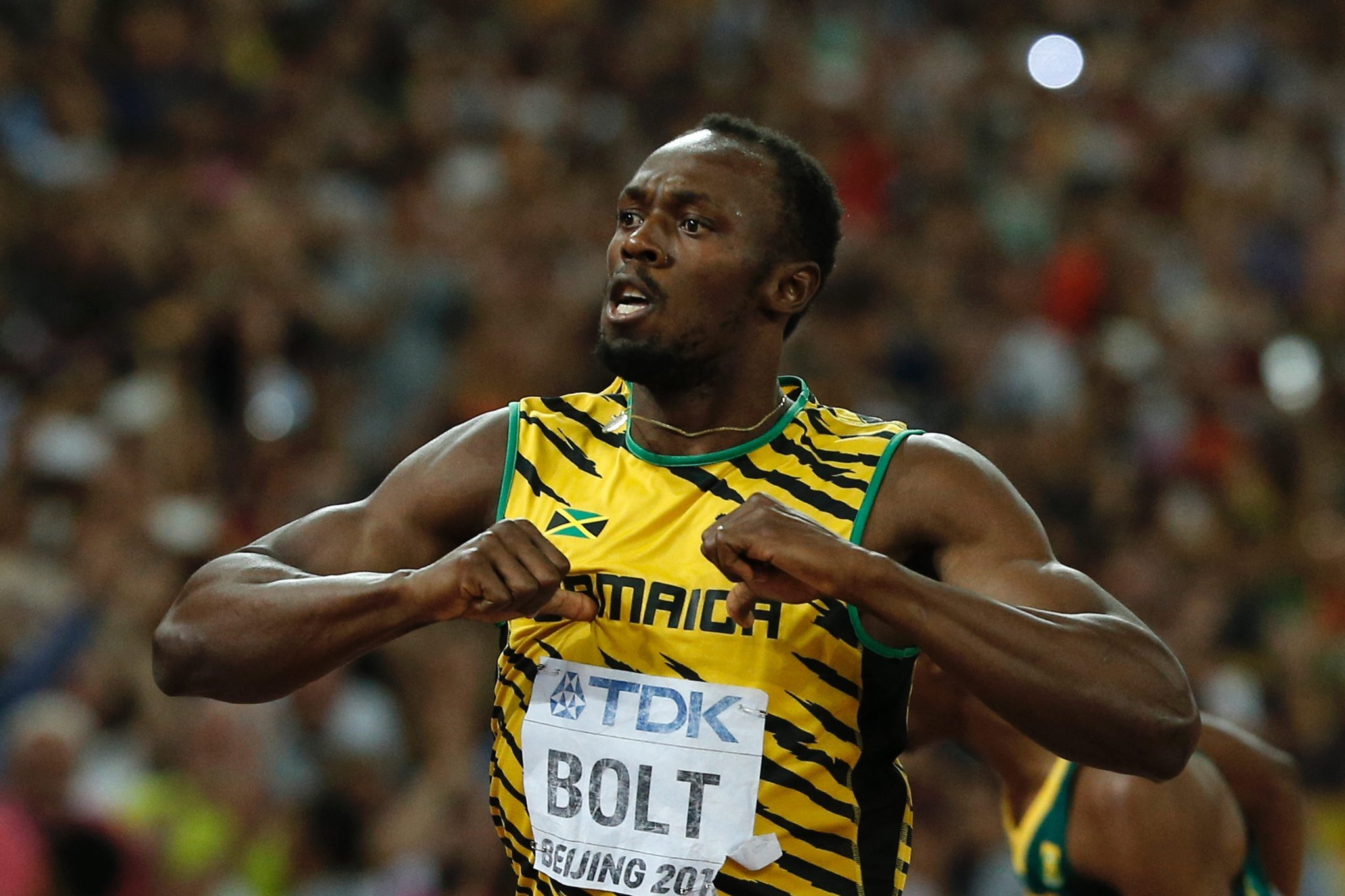 Usain Bolt will take nostalgic route to Summer Olympics