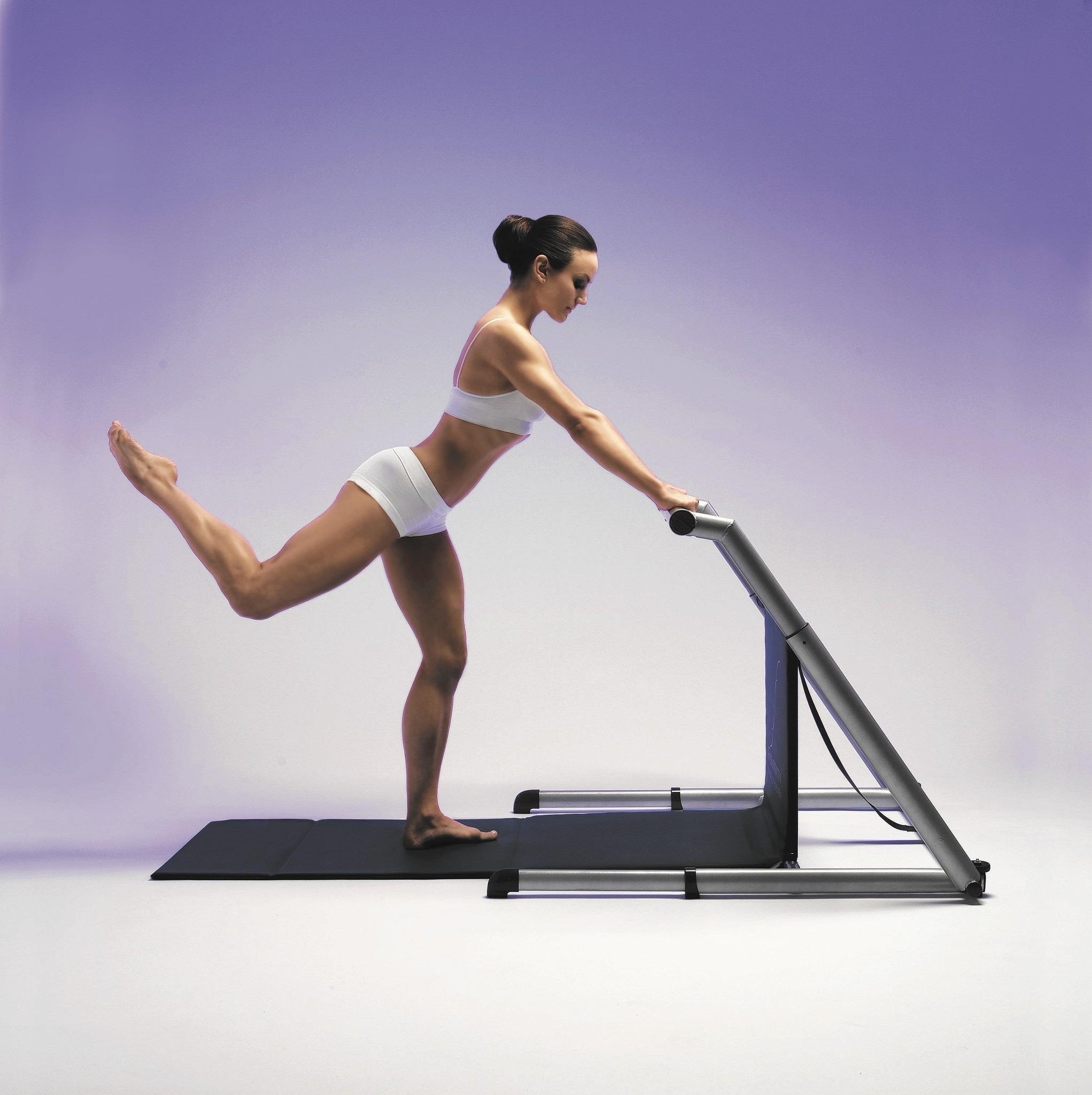 A workout to overcome incontinence  and look good too
