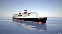Long-retired Cruise Ship United States Sail