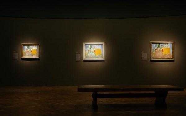 Chicago Art Institute Van Gogh Bedroom