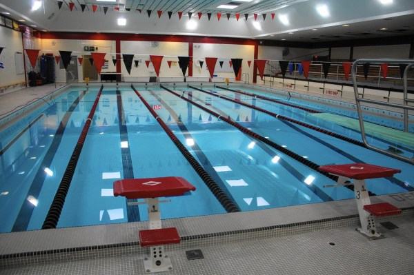 Maine South High School Pool