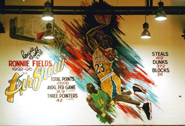 Gym Dandies 20 High School Basketball Venues In