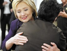 Hillary Granny Big Government Hugs - Chicago Tribune