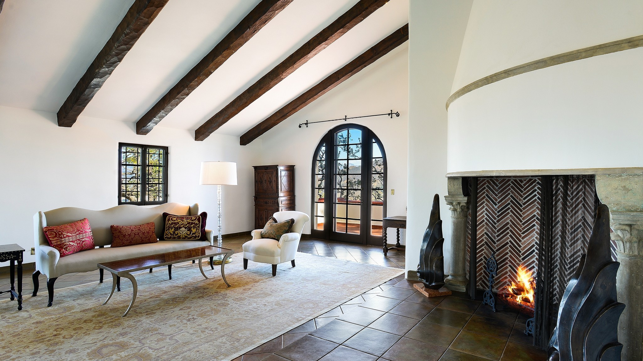 Hot Property  Andrew Getty  Miklos Rozsa  LA Times