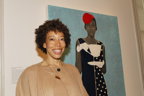 Baltimorean Amy Sherald Wins Prize In Smithsonian