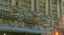 Cook County Hospital House Hotel Apartments